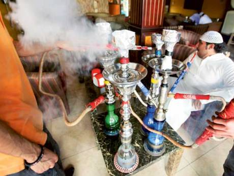 tobacco addiction hookah The growing fad of smoking tobacco through a waterpipe, sometimes known as a hookah, is rapidly turning into a worrisome epidemic, according to a georgetown university researcher who says smokers who think this form of tobacco use is less toxic than cigarettes are wrong.