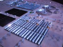 Solar park to power 50,000 homes unveiled
