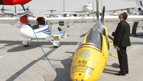 Dubai Airshow in pictures: day three