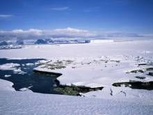 Ice sheet could be melting more quickly