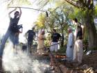 10,000 KD fine for beach barbecuing