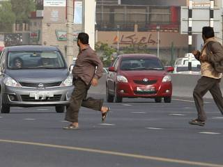 5 reasons why people get run over in UAE