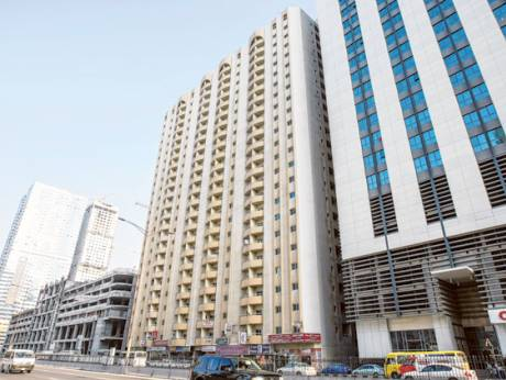 Suicide suspected as teenager falls to death from 13th for 13th floor in buildings
