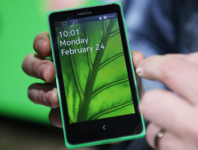 Nokia Launches Android Smartphones Gulfnews Com
