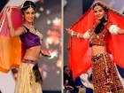 Miss India finalists walk the ramp