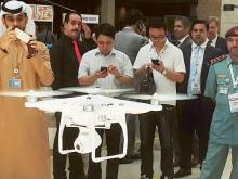 Search is on for best use of drones