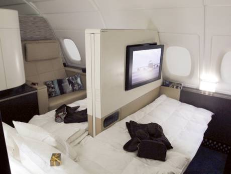 Etihad To Lure Private Jet Passengers With Luxury A380 Offering