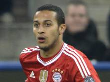 Thiago extends Bayern stay until 2021