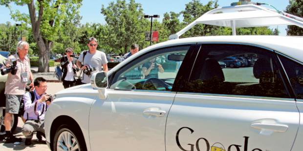 Fiat to grow Google's test fleet