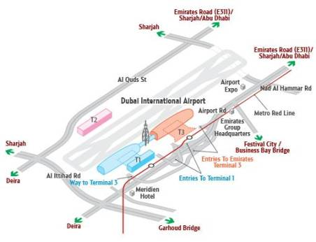 Terminal 3 reflects Emirates passion or cuttingedge capabilities