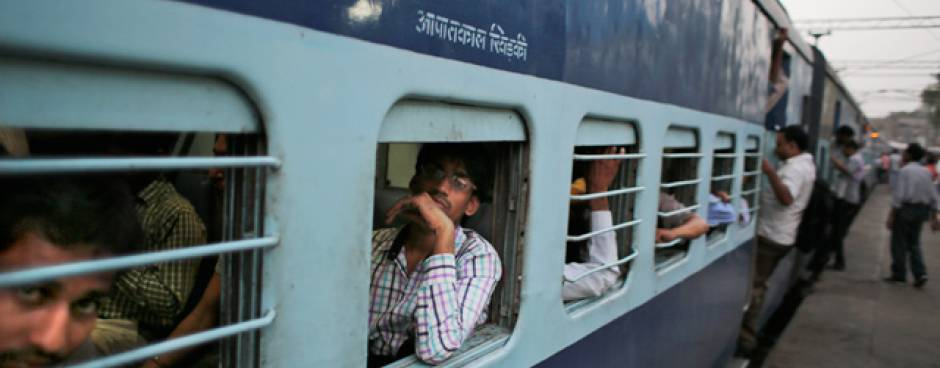 Train driver makes unscheduled stops for tea