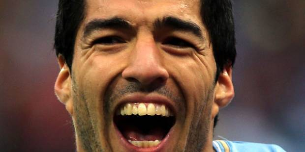 Suarez celebrates 100th game with a matchwinner