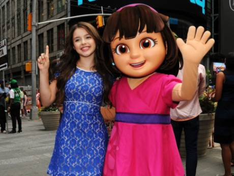 Dora the Explorer, all grown up, gets a spinoff | GulfNews.com