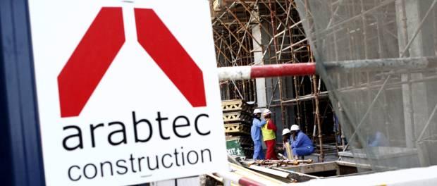 Arabtec shares rally after rights issue plan