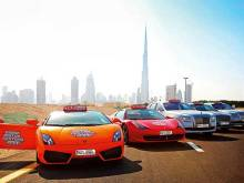The ultimate guide to Dubai Motor Festival