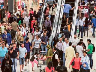 Tourist leaves son behind in Dubai mall