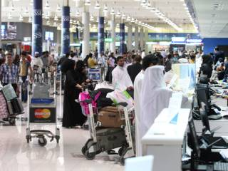 Parents forget daughter at Dubai airport