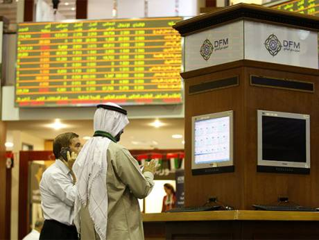 UAE markets activity comes to a grinding halt