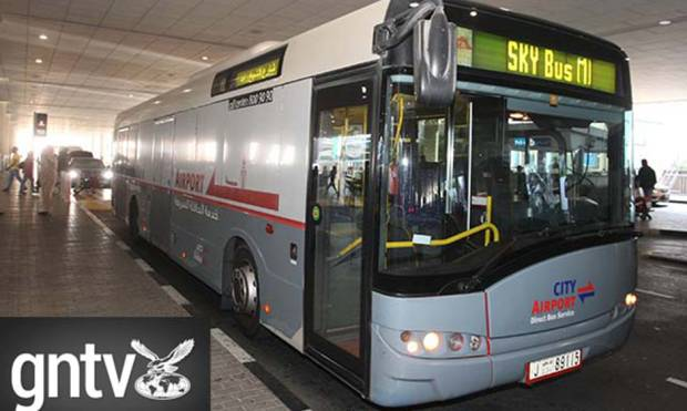 Sky Bus Dubai: RTA's new airport shuttle service