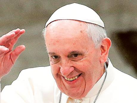 Pope Francis at the 5-year mark