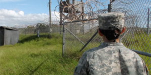 Behind the Wire: A Guantanamo Bay interactive