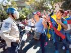 Protests in Venezuela over economic crisis