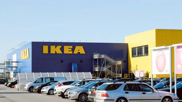 ikea in manila home furnishings giant to open first store. Black Bedroom Furniture Sets. Home Design Ideas