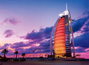 Take a free tour of Burj Al Arab