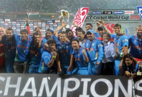 How India regained the cup after 28 years