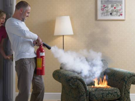 on Fire Life Safety Plan