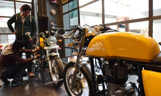 British-era bikes cash in on Obama endorsement