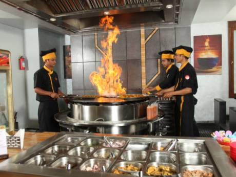 Absolute Barbecues The Wishing Grill In Dubai Gulfnews Com
