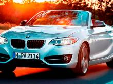 BMW 2 Series Convertible arrives in Middle East