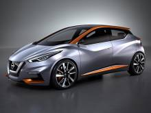 Nissan's concept car: Sway