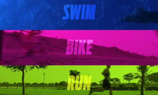 Swim, bike, run: Why you should try triathlon