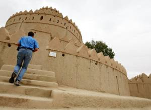 Al Jahili Fort: A bastion to defend the oases