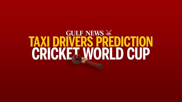 Taxi drivers predict Cricket World Cup