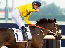 Hungry Soumillon shows Mubtaahij has real class
