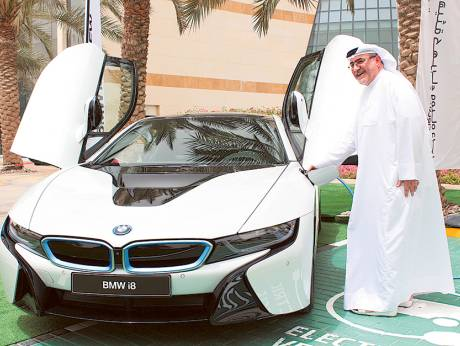 Dubai Mulls Subsidising Electric Vehicles Gulfnews Com