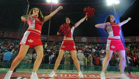 IPL 2015: Punjab vs Hyderabad in pictures