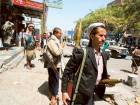 Al Houthi rockets kill 14 civilians in Taiz