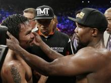 How Mayweather beat Pacquiao on points