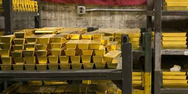 Gold forex news today