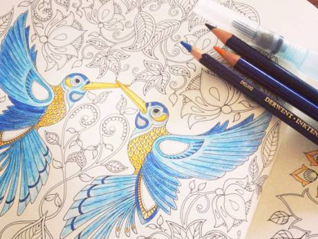 Think You Missed The Adult Coloring Book Craze Again