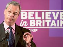Britain's anti-EU party riven with infighting