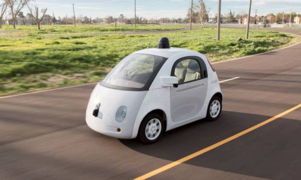 Self-driving Google cars to hit public roads
