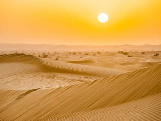 Longest day of the year in UAE