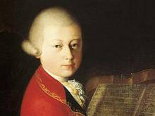 Lock of Mozart's hair to be auctioned