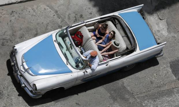 It's boom time for tourism in Cuba