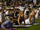 World Yoga Day in Dubai
